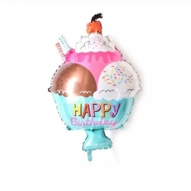 Ice Cream Ballon